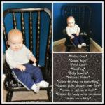 4 Months Baby Jase