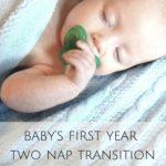 Baby's First Year: 4 Month – 6 Month Schedule (4 Hour Schedule)