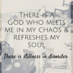The Stillness In Disorder