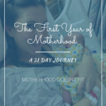 Motherhood Doesn't Fit