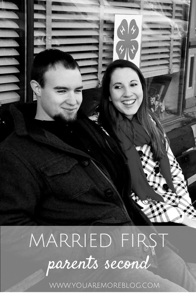 Married First, Parents Second