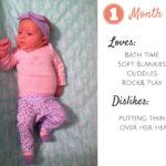 Elyse {One Month}