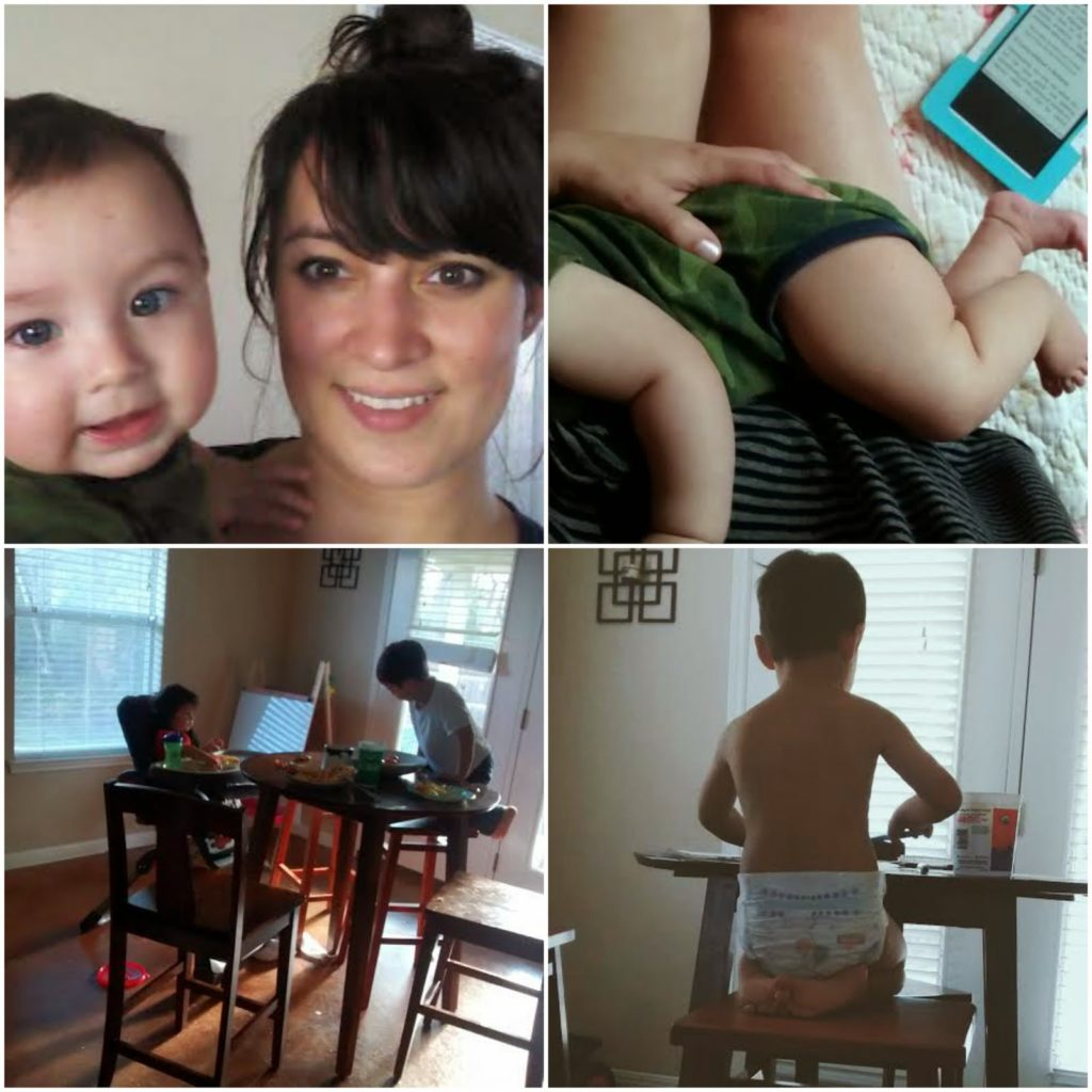 A Day in the Life of a Mom with Three Under Three