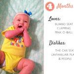 Elyse 4 Months