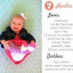 Elyse {7 Months}