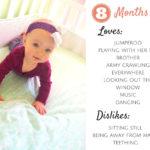 Elyse {8 Months}