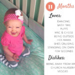 Elyse {11 Months}