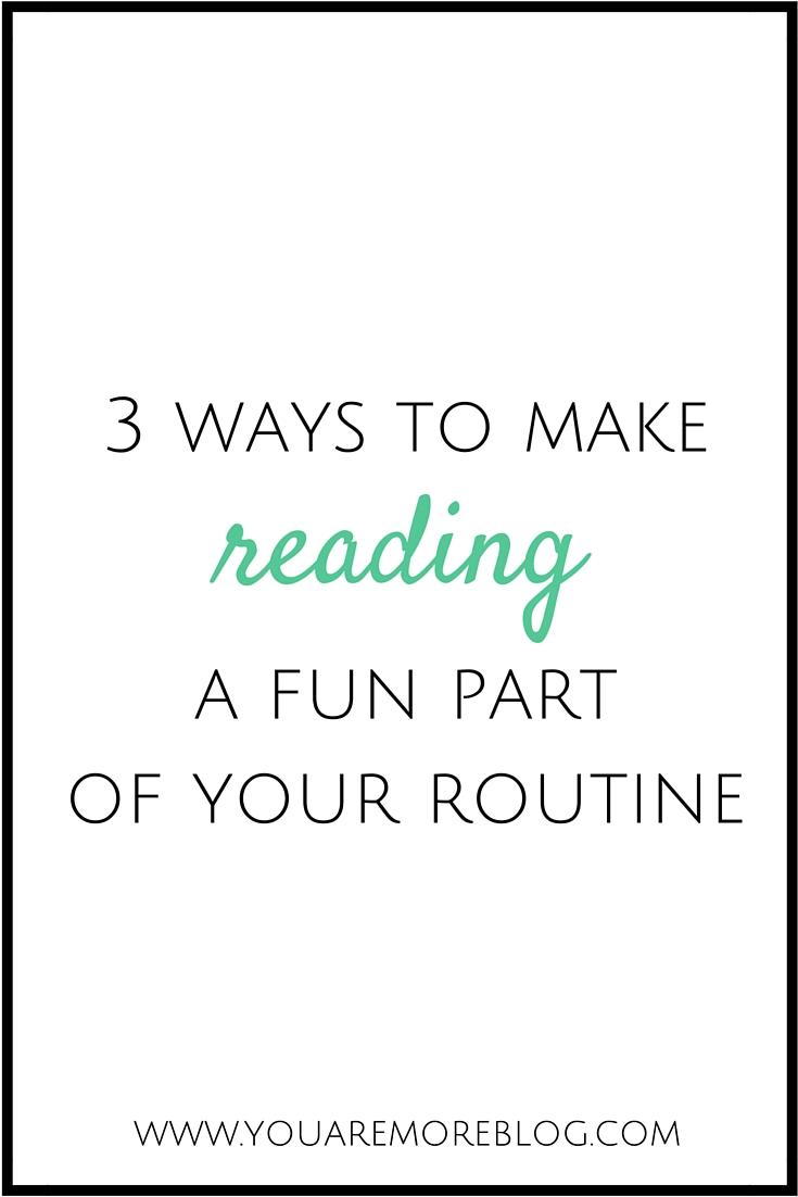 making-reading-fun