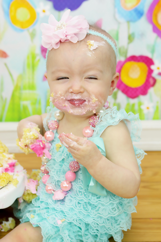 Elyse's Cake Smash