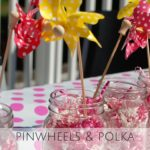 Pinwheels & Polka-dots || Elyse's First Birthday