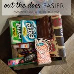 An Entryway Hack to Make Getting Out the Door Easier