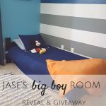 Jase's Big Boy Room Reveal