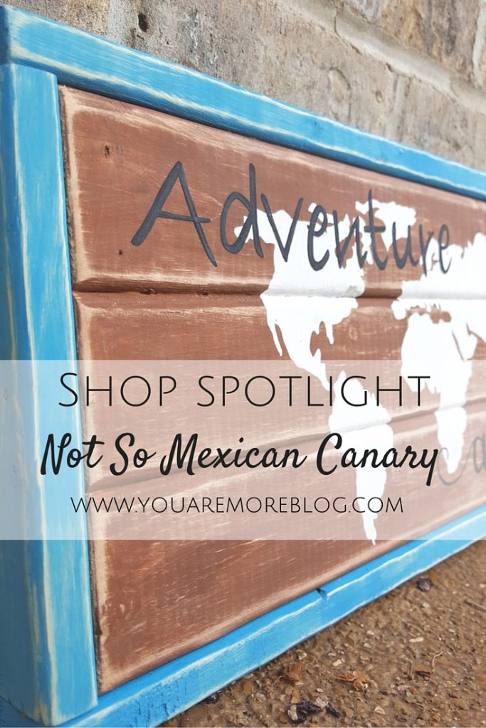 Shop Spotlight: Not So Mexican Canary