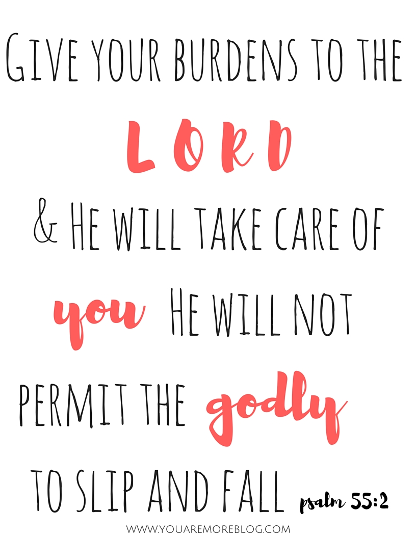 Psalms 55:2 Printable.