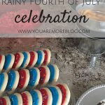 Rainy Fourth & Photo Download