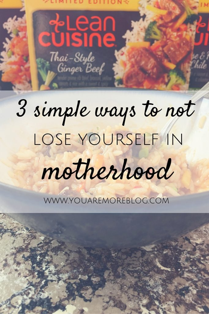 3 Simple Ways to Not Lose Yourself in Motherhood
