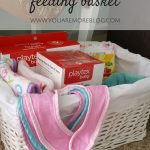 Baby's First Year: Creating a Feeding Basket