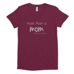 More than a Mom – Women's Fit