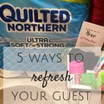 5 Ways to Refresh Your Guest Bathroom