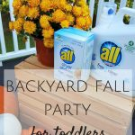 Backyard Fall Party