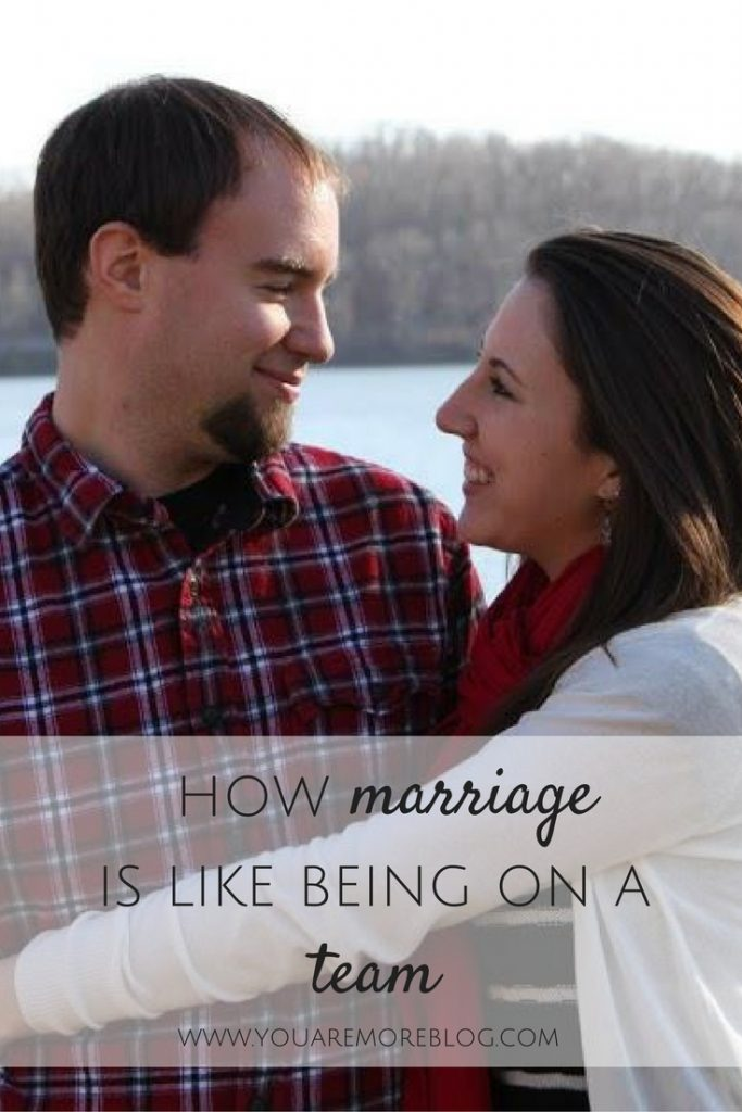 How Marriage is Like Being on a Team