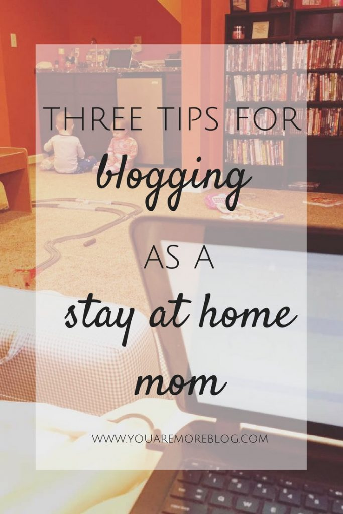 Blogging as a stay at home mom can take a little bit of balance, check out these tips to help.