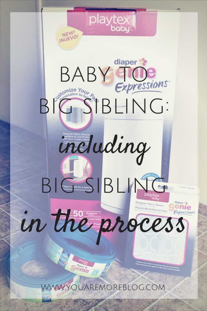 Baby to Big Sibling: 3 Ways to Include Big Sibling in the Process