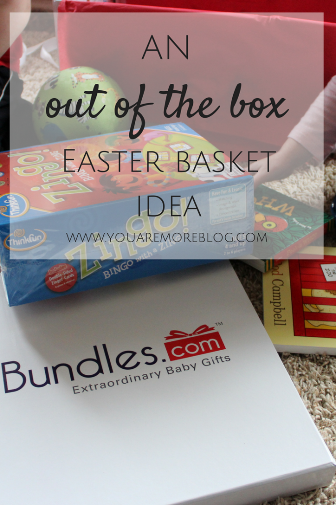 An Out of the Box Easter Basket {Incredibundles + Giveaway}