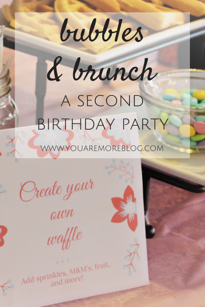 Brunch & Bubbles {Elyse's Second Birthday}