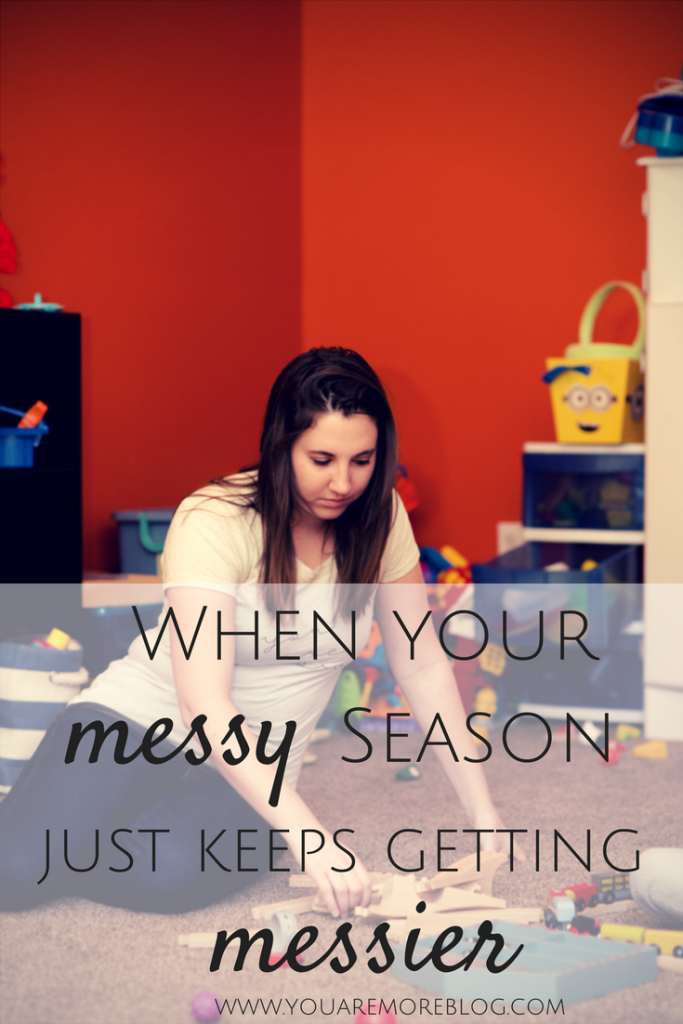 When Your Messy Season Gets Messier