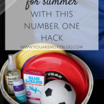 Be Prepared for Summer Fun With This Number One Hack
