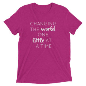 Changing the World – Unisex
