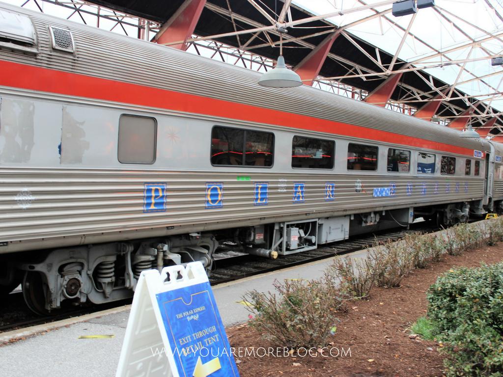 Polar Express at STL - You Are More