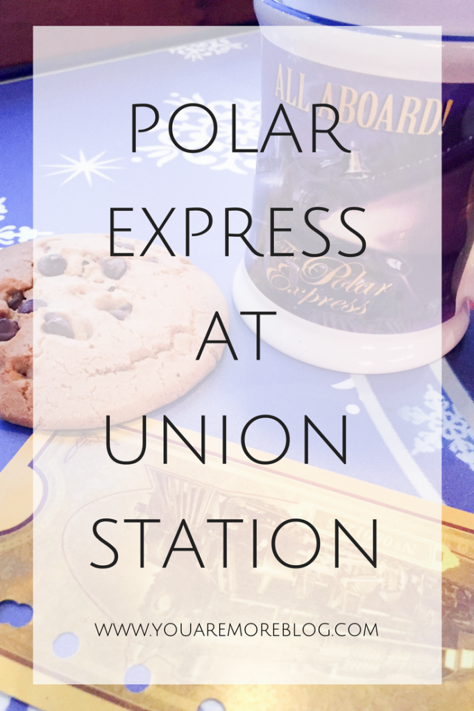 Polar Express at STL