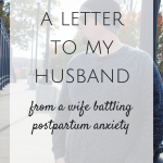 A Letter to My Husband {JORD}