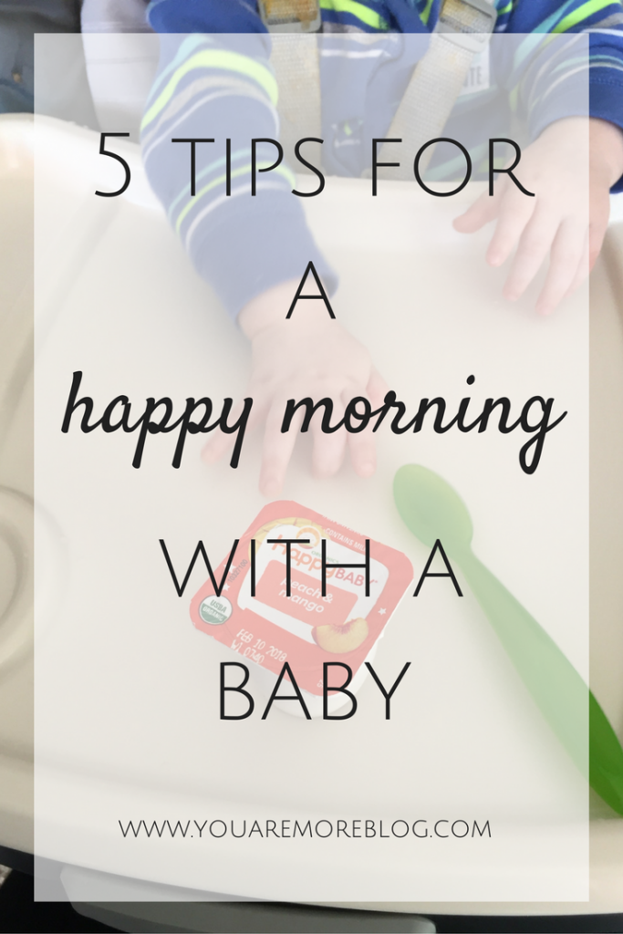 5 Tips for a Happy Morning with a Baby