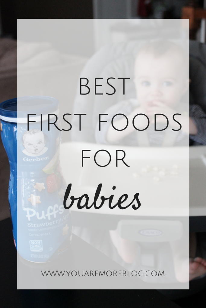 Best First Table Foods For Your Baby