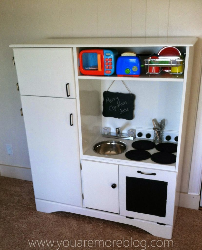 DIY Kitchen Set - You Are More