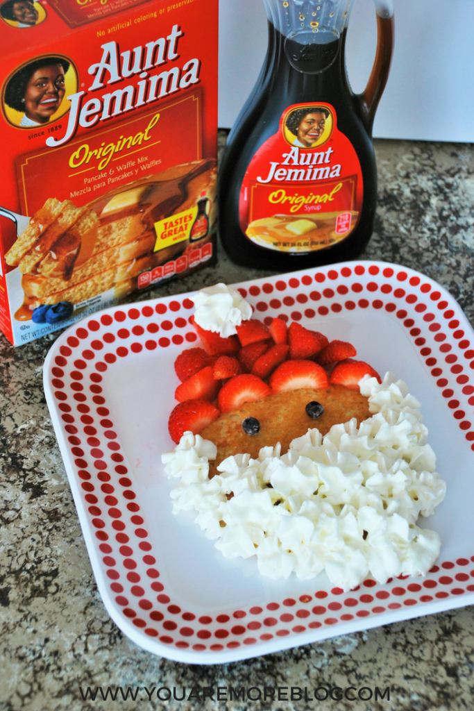 Aunt Jemima Eggnog Pancakes You Are More Blog