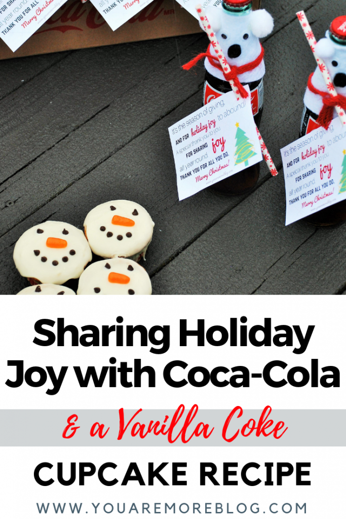 Sharing Holiday Joy - You Are More