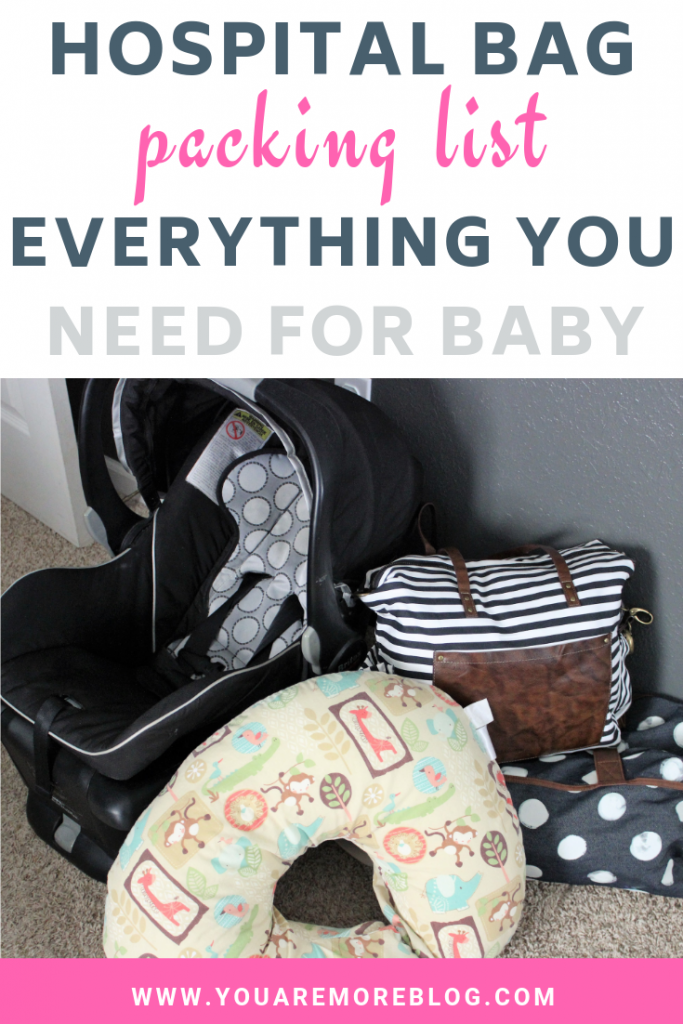 what do you pack in your hospital bag for baby