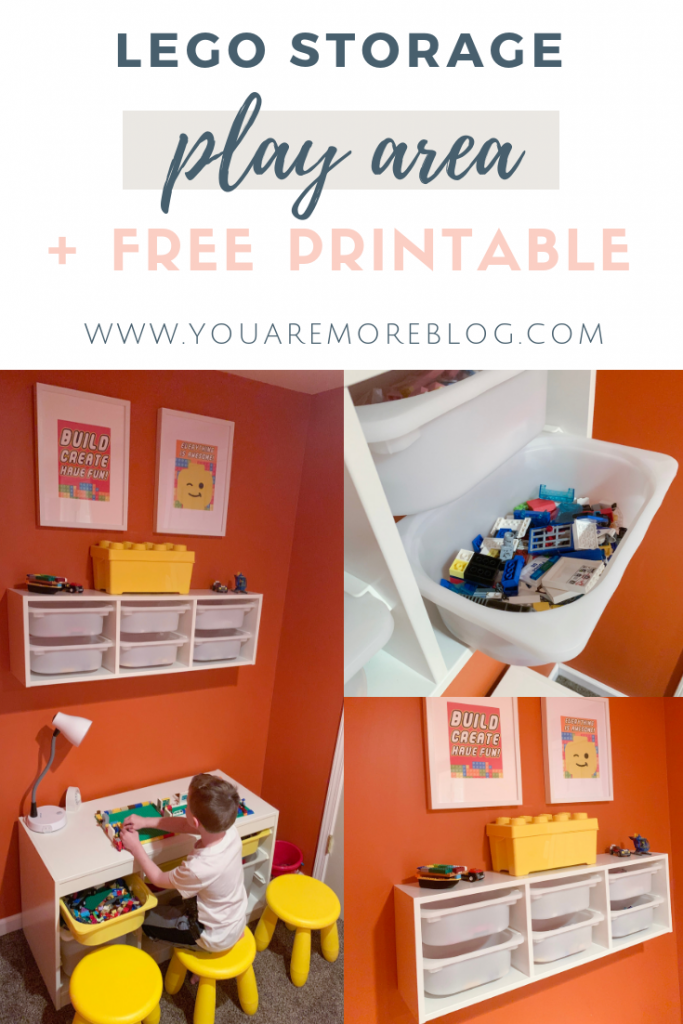 Lego Storage Play Area   Perfect For Organization And Fun! Plus Grab Your  Free Lego
